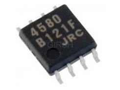 Микросхема NJM4580M SMD