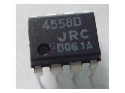 Микросхема JRC4558 DIP-8
