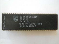 Микросхема SAA5564PS/M3 DIP52 болванка под запись.