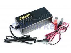 Зарядное устройство для гелевых аккумуляторов Fisher PSCC-1210 90-100Ah