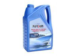 Масло PARSUN 4-х тактное 10W40 полусинтетика 5 литров (1ящик-6шт.) (10W40 5L)