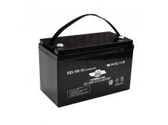 Гелевый аккумулятор Haswing (100Ah gel H)
