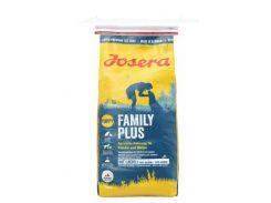 Сухой корм для щенков, беременных и кормящих собак Josera FamilyPlus Start  15 кг