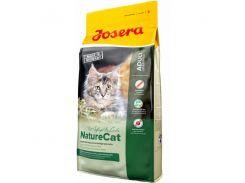 Сухой беззерновой корм для взрослых кошек Josera Nature Cat Adult с домашней птицей и лососем  10 кг