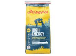 Сухой корм для взрослых собак с повышенной активностью Josera High Energy   15 кг