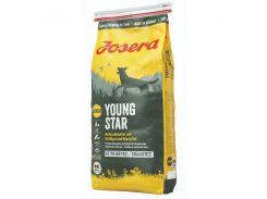 Сухой беззлаковый корм для щенков Josera Dog Young Star 15 кг