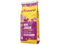 Сухой корм для щенков мини и маленьких пород Josera Dog MiniJunior  15 кг