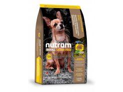 Cухой корм Nutram T28 Turkey Salmon & Trout Small Breed Dog Food для собак мелких пород со вкусом лосося и форели  2.72 кг