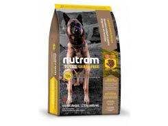 Cухой корм Nutram T26 Turkey Lamb & Lentils Dog Food для собак со вкусом ягненка и чечевицы 2.72 кг