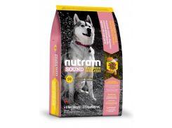 Сухой корм Nutram S9 Sound Balanced Wellness Lamb & Rise для взрослых собак всех пород 2.72 кг