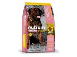 Сухой корм Nutram S8 Sound Balanced Wellness Large Breed Adult Dog для взрослых собак крупных пород  13.6 кг