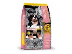 Сухой корм Nutram S3 Sound Balanced Wellness Puppy для щенков крупных пород 13.6 кг