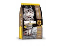 Сухой корм Nutram T22 Turkey & Chiken Cat для взрослых котов со вкусом курицы и индейки  1.8 кг