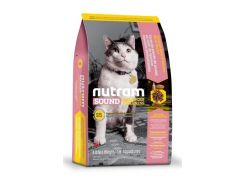 Сухой корм Nutram S5 Sound Balanced Wellness Adult/Urinary Cat для взрослых котов со вкусом курицы и лосося 1.8 кг