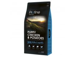 Сухой корм для щенков всех пород Profine Puppy Chicken с курицей и картофелем  15 кг