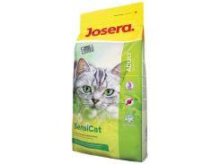 Сухой корм для взрослых кошек с чувствительным пищеварением Josera SensiCat  10 кг