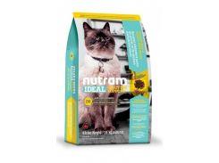 Сухой корм Nutram I19 Ideal Solution Support Skin для взрослых котов со вкусом курицы и лосося  1.8 кг
