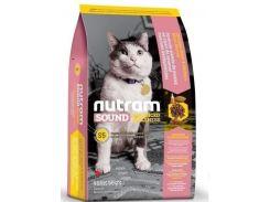 Сухой корм Nutram S5 Sound Balanced Wellness Adult/Urinary Cat для взрослых котов со вкусом курицы и лосося 20 кг