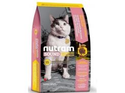 Nutram S5 Sound Balanced Wellness Adult & Senior Cat Food 6,8 кг 6.8 кг