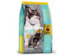 Сухой корм Nutram I17 Ideal Solution Support Indoor Cat для взрослых котов со вкусом курицы  20 кг
