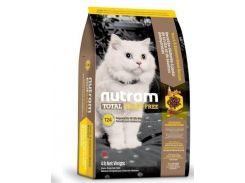 Сухой корм Nutram T24 Salmon & Trout Cat для взрослых котов со вкусом лосося и форели  6.8 кг