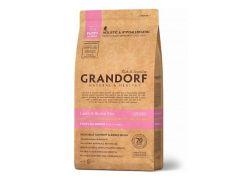Сухой корм для щенков Grandorf Puppy ягненок с рисом 12 кг