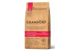 Сухой корм для собак Grandorf Adult Medium Breed ягненок с рисом 12 кг