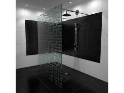 Душевая перегородка БЦ-стол Лабиринт (170 x 210)