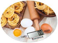 Весы кухонные GRUNHELM KES-1RD (59731)
