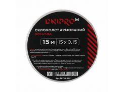 Стеклохолст армированный для швов ГКЛ DNIPRO-M 150х15 (80730002)