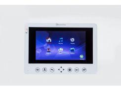 Видеодомофон + вызывная панель PC-715R0 +РС-206
