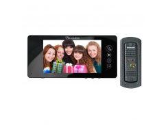 Видеодомофон + вызывная панель PC-744R0 + РС-201