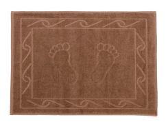 Полотенце д / ног Hayal 50 * 70 коричневый 700г / м2