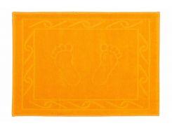Полотенце д / ног Hayal 50 * 70 желтый 700г / м2
