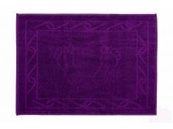 Полотенце д / ног Hayal 50 * 70 фиолетовый 700г / м2