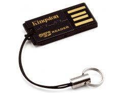 Картридер Kingston FCR-MRG2 USB microSD Reader
