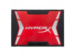 Накопитель SSD 240Gb Kingston HyperX Savage (SHSS37A/240G)
