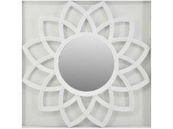 Зеркало EVG BIN FMO4 White