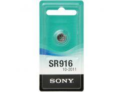 Батарейка Sony SR916SWN-PB