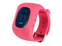 Детские часы с GPS трекером ERGO GPS Tracker Kid`s K010 Pink