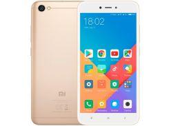 Смартфон Xiaomi Redmi Note 5A Prime 3/32GB Dual Sim Gold