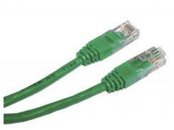 """Патч-корд UTP Cablexpert (PP12-5M/G) литой, 50u """"штекер с защелкой, 5 м, зеленый"""