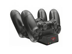 Двойная зарядная станция Trust GXT 235 Duo Charging Dock for PS4