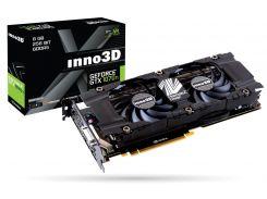 Видеокарта GF GTX 1070 Ti 8GB GDDR5 iChill X2 Inno3D (N107T-1SDN-P5DN)
