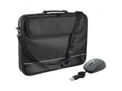 IT набор Trust Mouse With Carry Bag (18902) Black