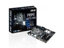 Мат. плата Asus PRIME H270-PRO Socket 1151