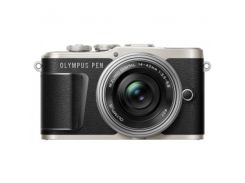 Цифровая камера Olympus E-PL9 14-42 mm Pancake Zoom Kit Black/Silver