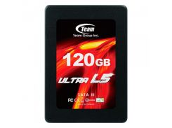 "Накопитель SSD 120GB Team Ultra L5 2.5"" SATAIII MLC (T253L5120GMC101) ОЕМ"