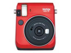 Камера моментальной печати Fuji Instax Mini 70 Passion Red