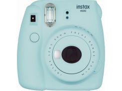 Камера моментальной печати FUJI Instax Mini 9 CAMERA ICE BLUE TH EX D Ледяной Голубой